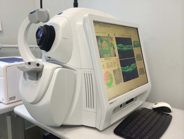Zeiss Cirrus 5000 Insight Eye Equipment